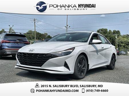 2022_Hyundai_Elantra_SEL_ Salisbury MD