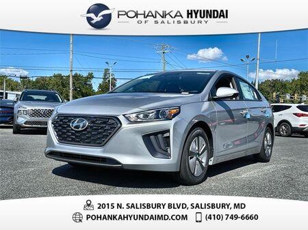 2022_Hyundai_Ioniq Hybrid_Blue_ Salisbury MD