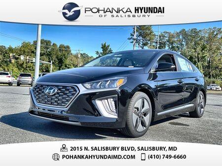 2022_Hyundai_Ioniq Hybrid_Limited_ Salisbury MD