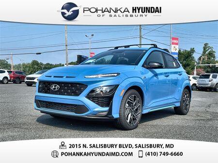 2022_Hyundai_Kona_N Line_ Salisbury MD
