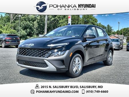 2022_Hyundai_Kona_SE_ Salisbury MD