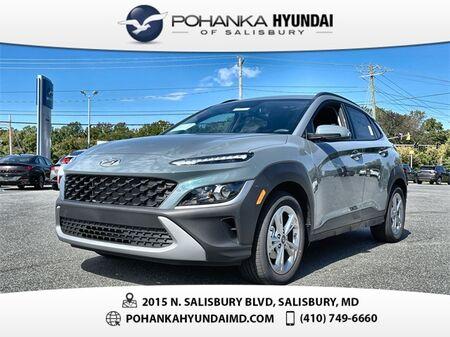 2022_Hyundai_Kona_SEL_ Salisbury MD