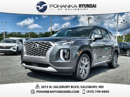 2022_Hyundai_Palisade_SEL_ Salisbury MD