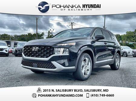2022_Hyundai_Santa Fe_SE_ Salisbury MD