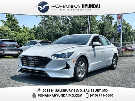 2022_Hyundai_Sonata_SE_ Salisbury MD