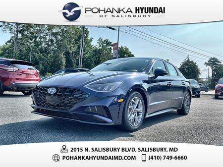 2022_Hyundai_Sonata_SEL_ Salisbury MD