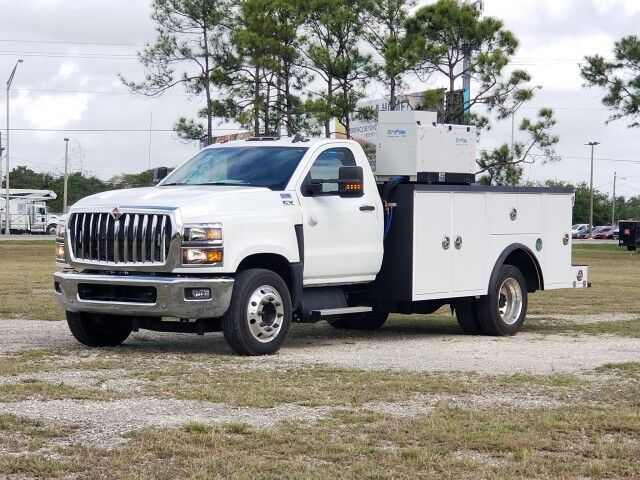 2022 International CV515 Service Truck Homestead FL