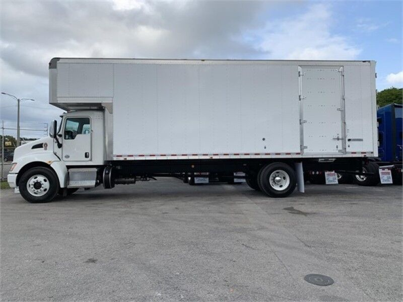 2022 Kenworth T270 Moving Van Fort Lauderdale FL