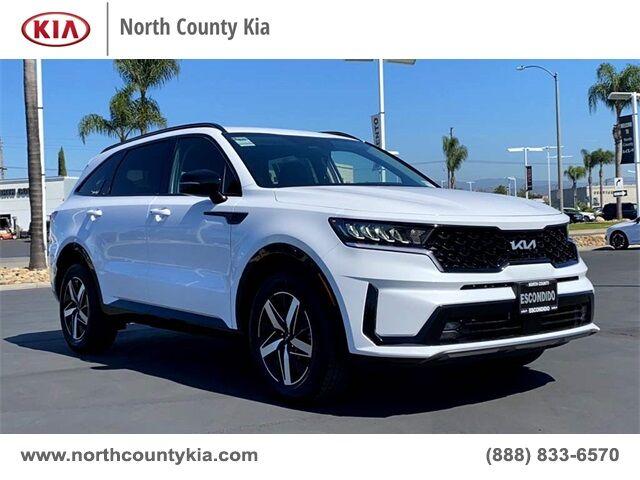2022 Kia Sorento EX San Diego County CA