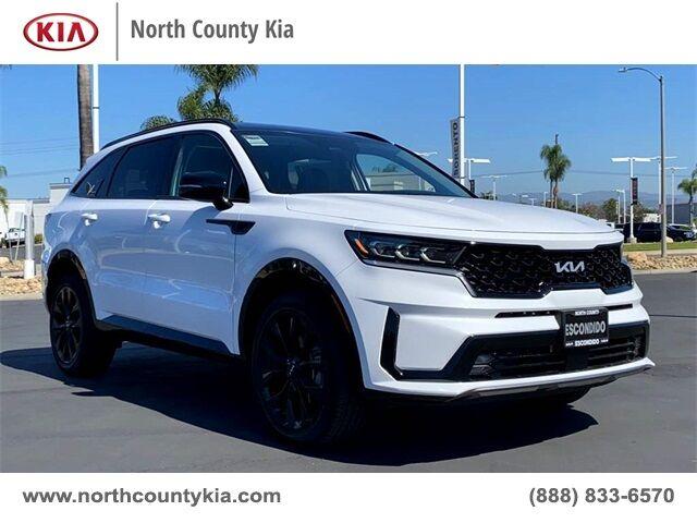 2022 Kia Sorento SX San Diego County CA