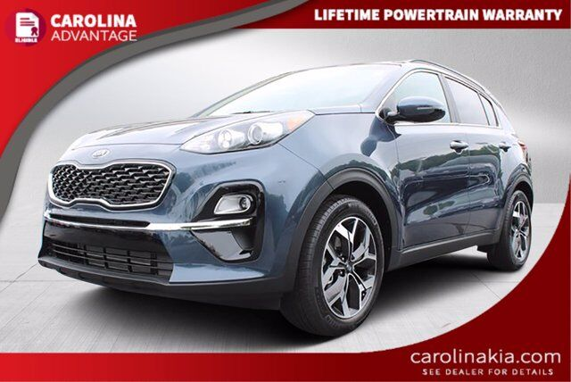 2022 Kia Sportage EX High Point NC