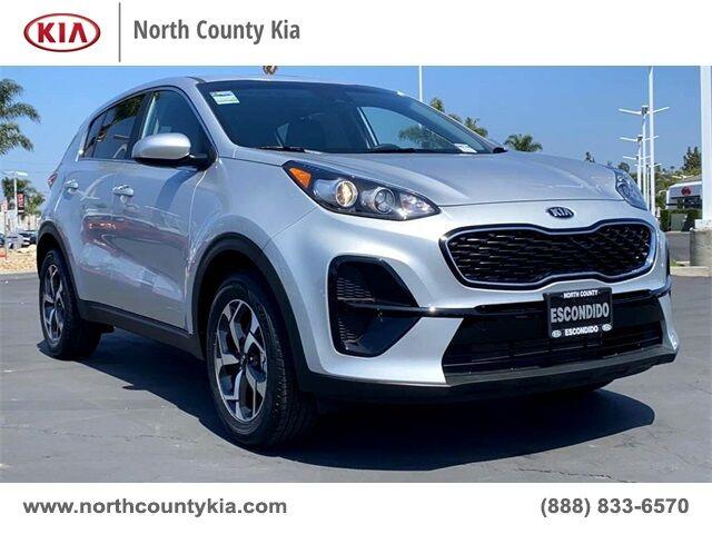 2022 Kia Sportage LX San Diego County CA
