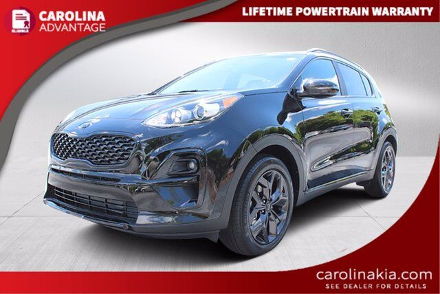 2022 Kia Sportage Nightfall High Point NC