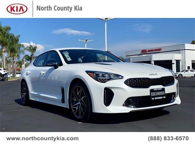 2022 Kia Stinger GT-Line San Diego County CA