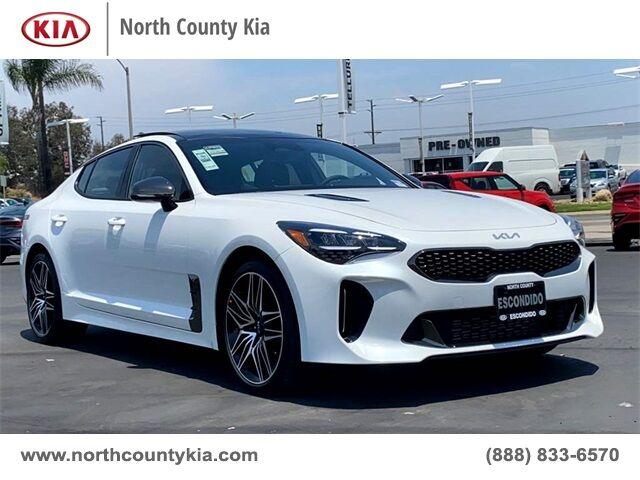 2022 Kia Stinger GT1 San Diego County CA