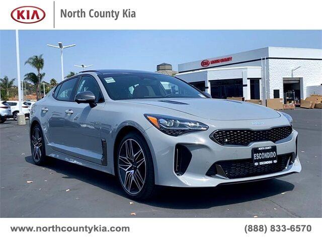 2022 Kia Stinger GT2 San Diego County CA