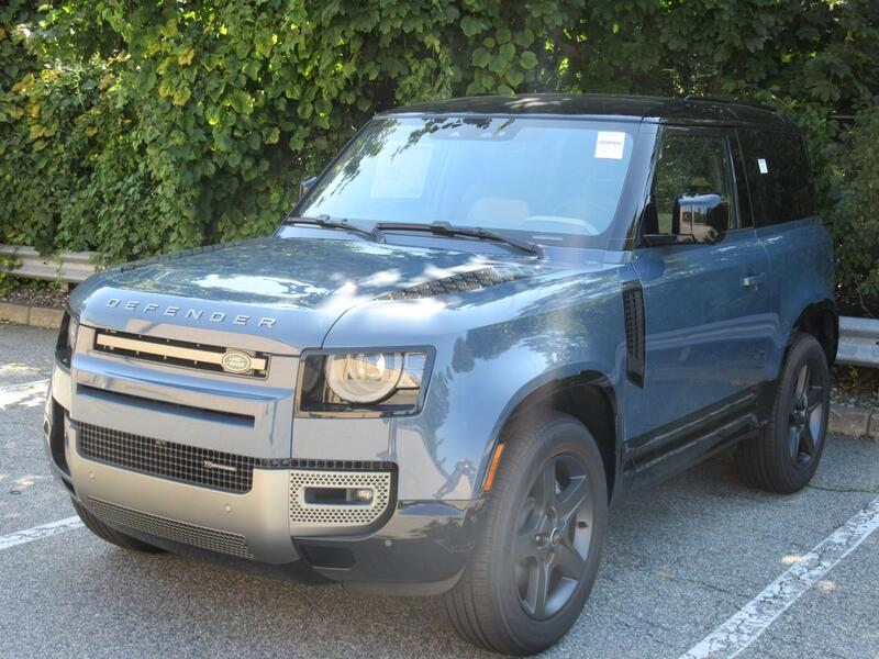 2022_Land Rover_Defender 90_X-Dynamic SE_ Warwick RI