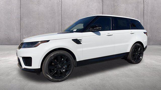2022 Land Rover Range Rover Sport HSE Silver Edition Pasadena CA