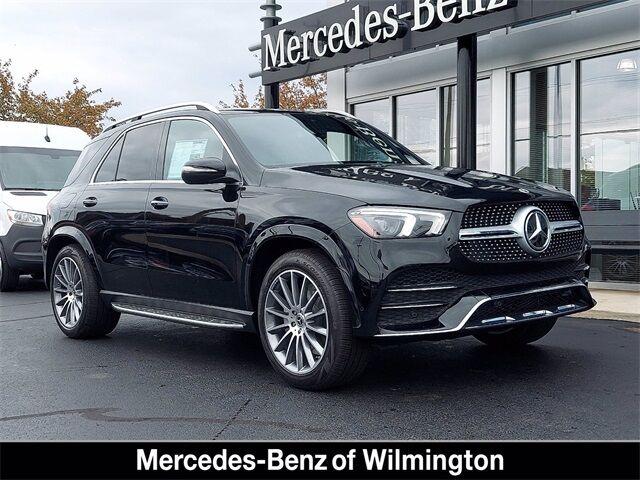 2022 Mercedes-Benz GLE GLE 350 4MATIC® SUV Wilmington DE