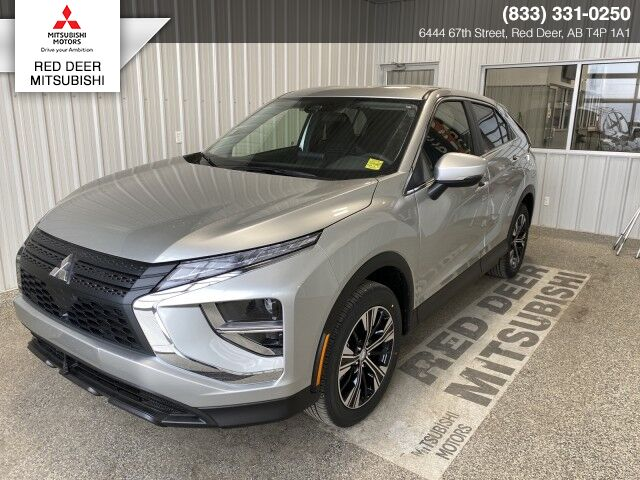 2022 Mitsubishi Eclipse Cross ES Red Deer County AB