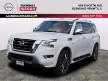 2022_Nissan_Armada_Platinum_ Glendale Heights IL