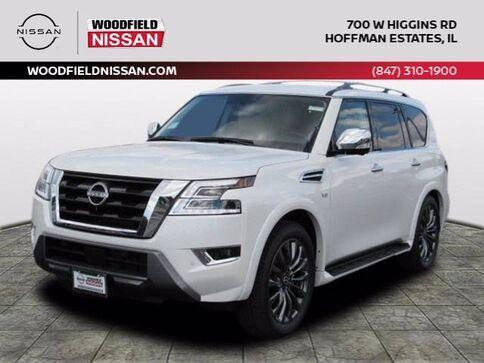 2022_Nissan_Armada_Platinum_ Hoffman Estates IL