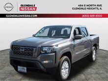 2022_Nissan_Frontier_SV_ Glendale Heights IL