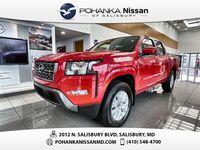 Nissan Frontier SV 2022