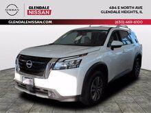2022_Nissan_Pathfinder_SL_ Glendale Heights IL