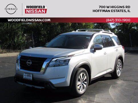 2022_Nissan_Pathfinder_SL_ Hoffman Estates IL