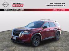 2022_Nissan_Pathfinder_SV_ Glendale Heights IL