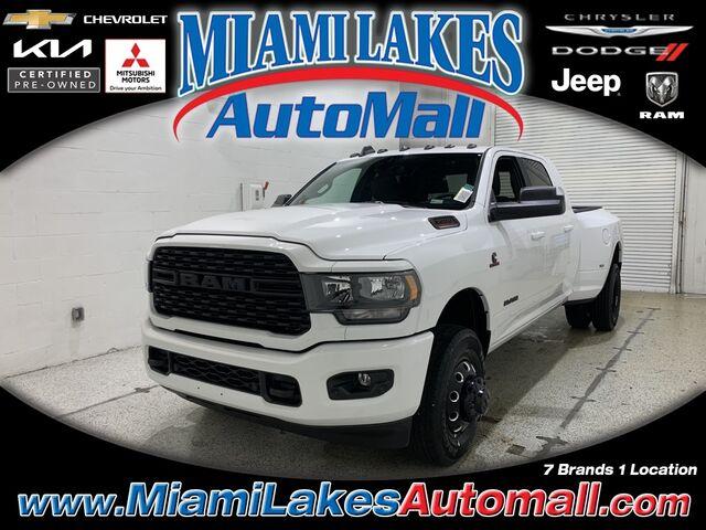 2022 Ram 3500 Big Horn Miami Lakes FL
