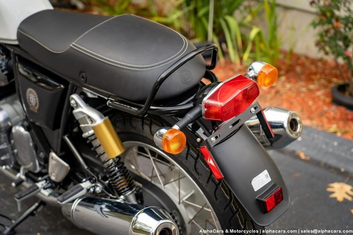 2022 Royal Enfield Continental GT 650 Dux Deluxe Boxborough MA