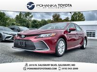 Toyota Camry LE 2022