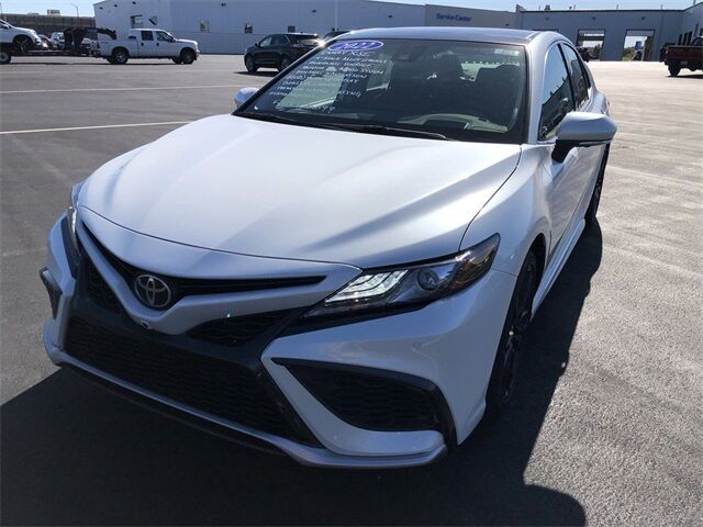 2022 Toyota Camry XSE Lima OH