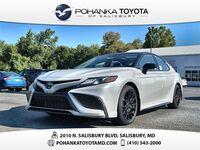 Toyota Camry XSE 2022