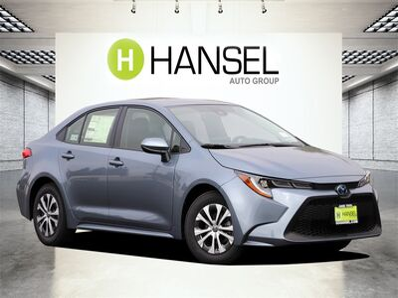 2022_Toyota_Corolla Hybrid_LE_ Santa Rosa CA