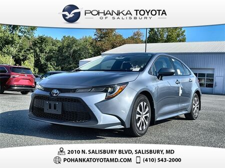 2022_Toyota_Corolla Hybrid_LE_ Salisbury MD