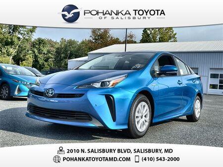 2022_Toyota_Prius_LE_ Salisbury MD