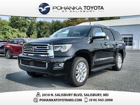 2022_Toyota_Sequoia_Platinum_ Salisbury MD