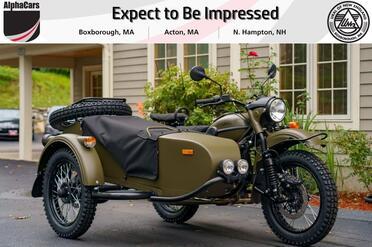 2022_Ural_Gear Up_Ranger Green_ Boxborough MA