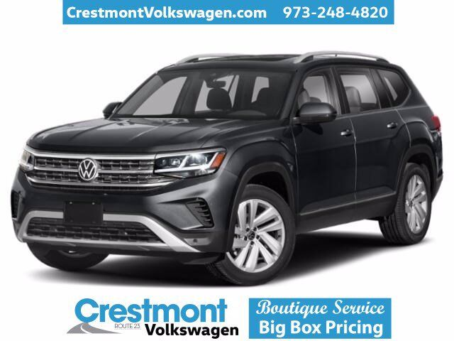 2022 Volkswagen Atlas 3.6L V6 SEL 4MOTION Pompton Plains NJ