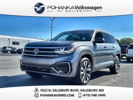 2022_Volkswagen_Atlas_3.6L V6 SEL Premium R-Line 4Motion_ Salisbury MD