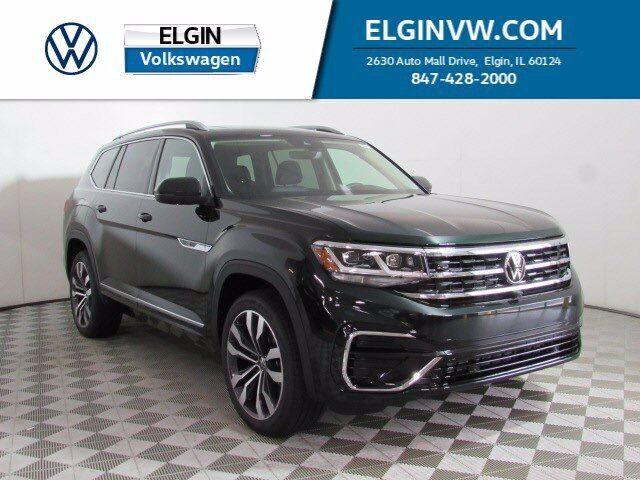 2022 Volkswagen Atlas 3.6L V6 SEL Premium R-Line Elgin IL