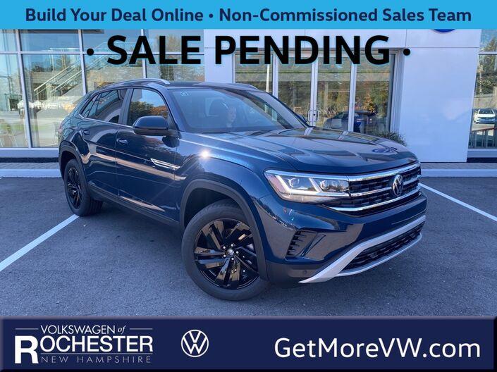 2022 Volkswagen Atlas Cross Sport 2.0T SE w/Technology 4Motion Rochester NH