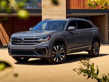 2022_Volkswagen_Atlas Cross Sport_2.0T SE w/Technology 4Motion_ Northern VA DC