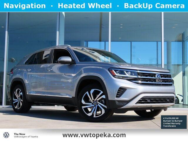 2022 Volkswagen Atlas Cross Sport 3.6L V6 SEL Kansas City KS