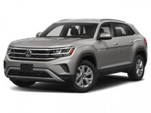 2022_Volkswagen_Atlas Cross Sport_3.6L V6 SEL Premium R-Line_ Scranton PA