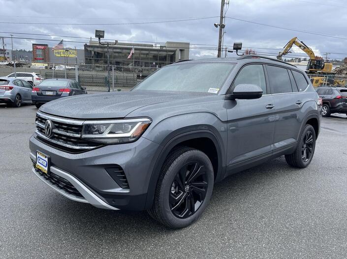 2022 Volkswagen Atlas SE w/Tech/Cap Chairs Seattle WA