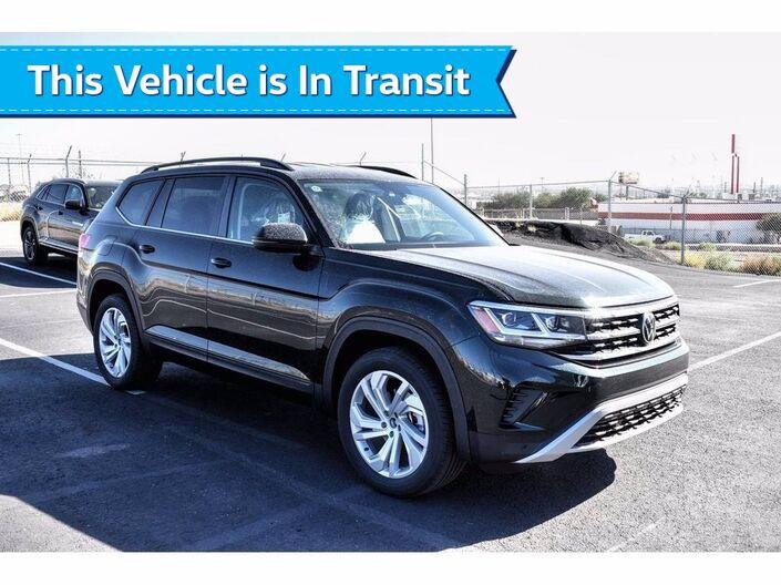 2022 Volkswagen Atlas SE w/Technology El Paso TX